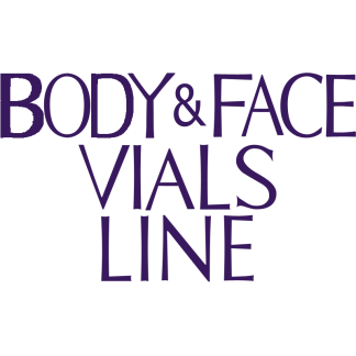 Face and Body Vials Line