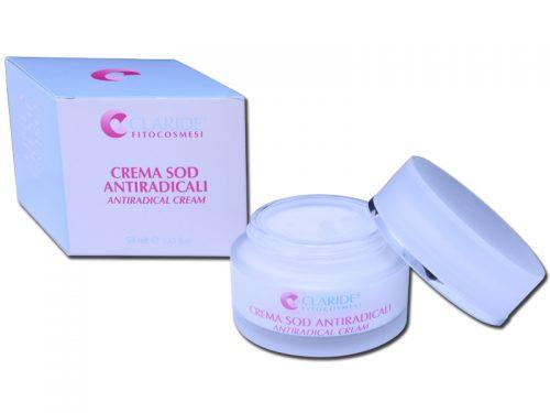 crema sod antiradicali